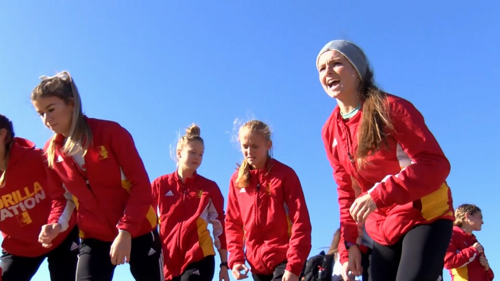 Pitt State preps for XC nationals
