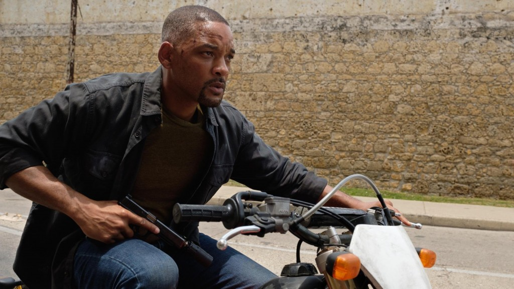 Will Smith battles himself in one-dimensional thriller 'Gemini Man'