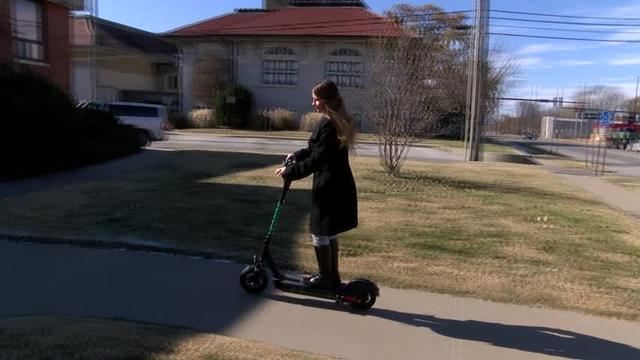 Pittsburg Scooters