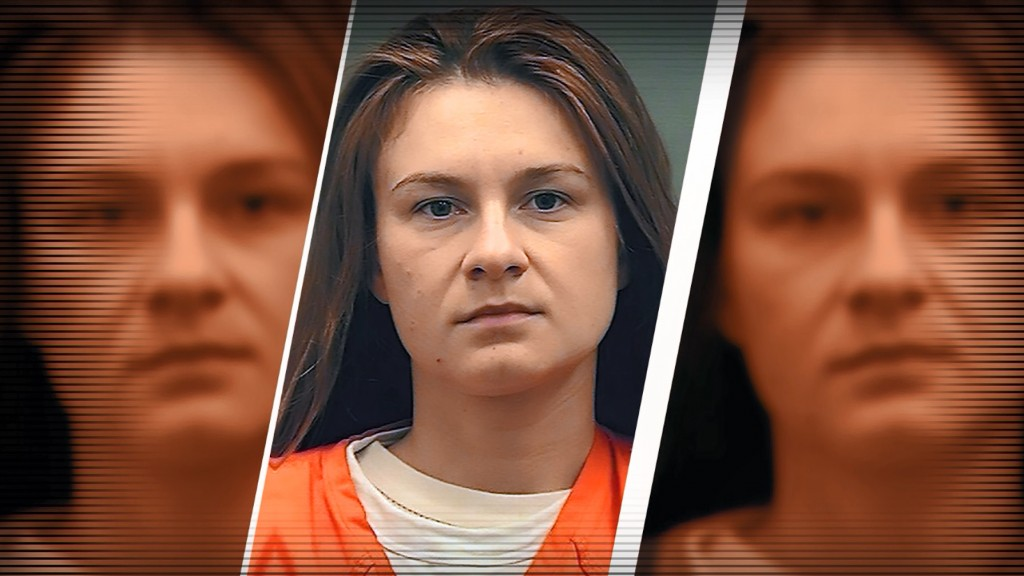 Maria Butina released from federal prison