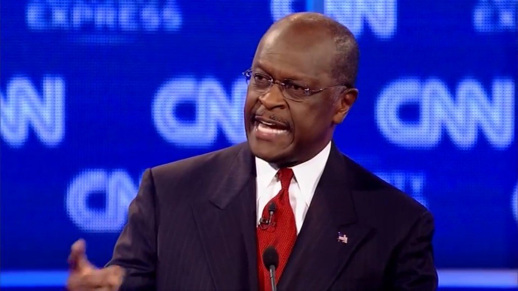 Four Republican senators say they'd vote 'no' on Cain