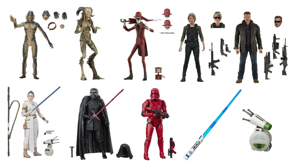 Cool movie toys for holidays 2019: What's new?