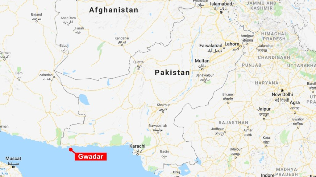 Five killed in attack on luxury Pakistan hotel, military says