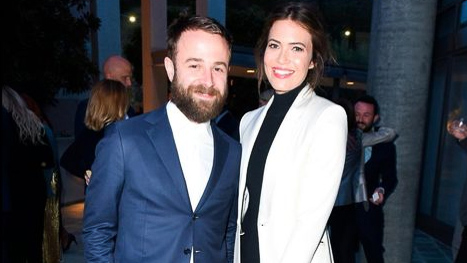 Mandy Moore marries Taylor Goldsmith