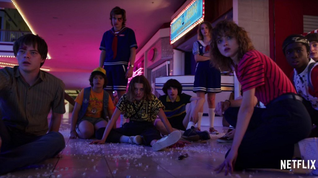 'Stranger Things' Season 3 clip teases a hot summer