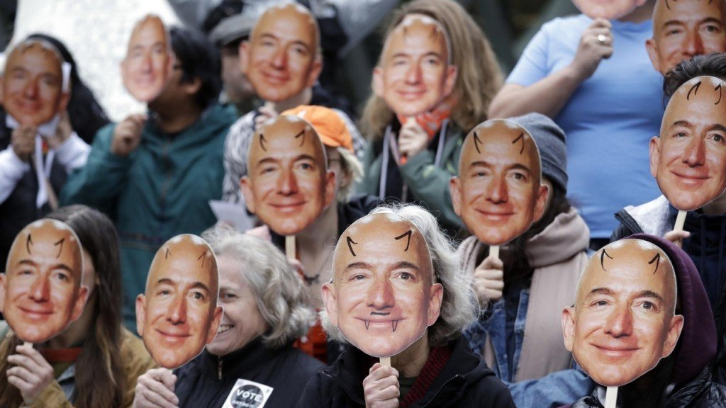 Amazon faces slate of shareholder proposals