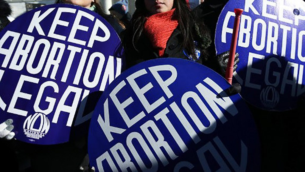 Abortion rights activists to protest nationwide to 'stop the bans'