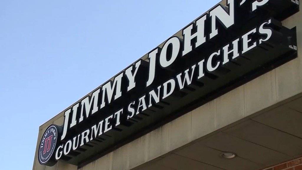Buffalo Wild Wings owner to acquire Jimmy John's