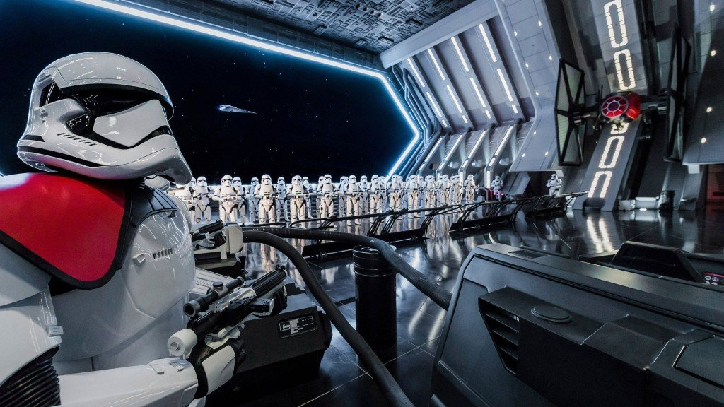 Inside the innovative Disney ride that's key to its Star Wars strategy