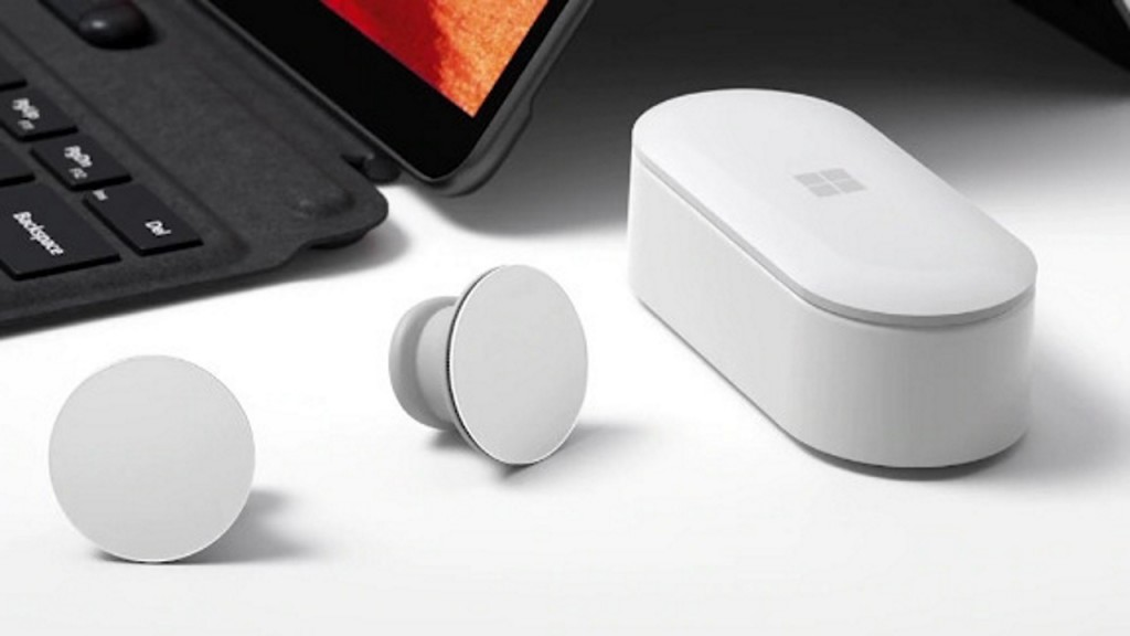 Microsoft delays launch of earbuds intended to rival Apple AirPods