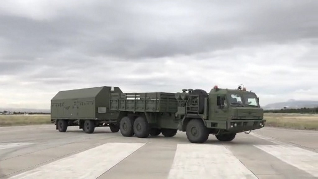 Pompeo: Turkey should not make Russian missile system 'operational'