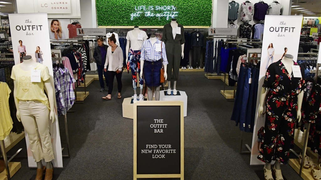 Kohl's won over moms, shifts focus to millennials