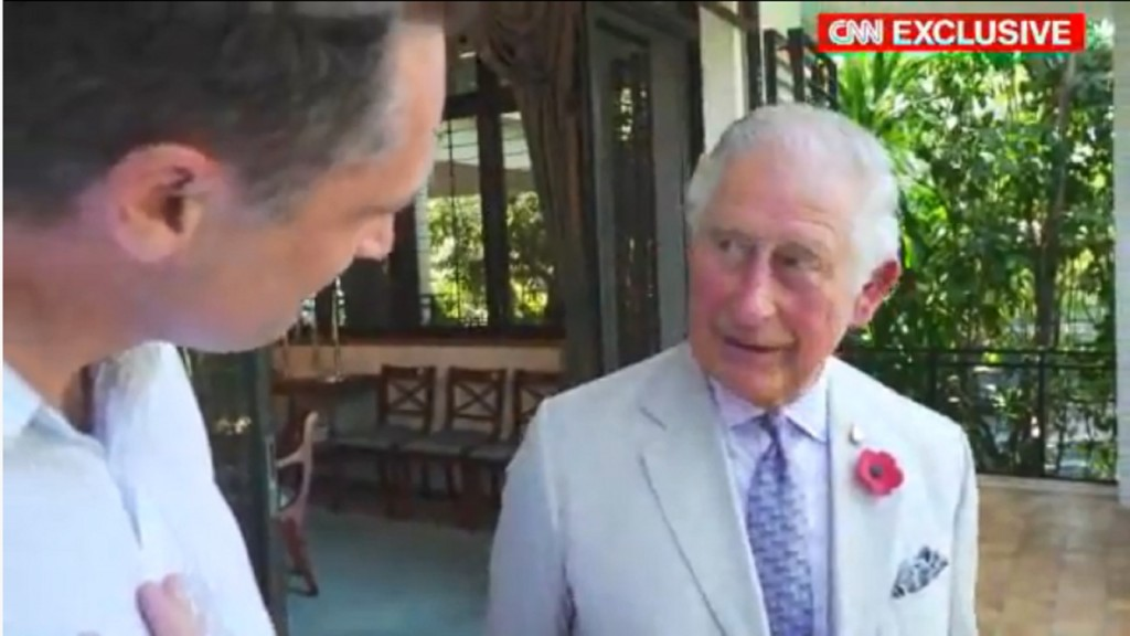 Prince Charles turns 70 with no intention of slowing down