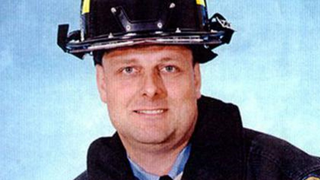 Firefighter killed on Sept. 11 identified 18 years later