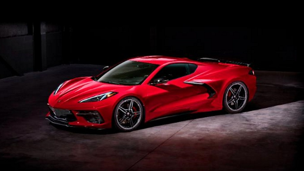 New Corvette is named MotorTrend Car of the Year