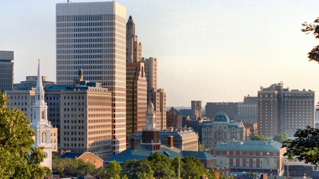 Providence is USA's most artsy city