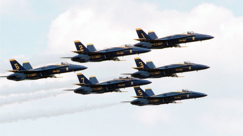 Blue Angels will participate in Fourth of July event in Washington