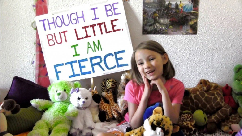 7-year-old wants to build wall to highlight kindness