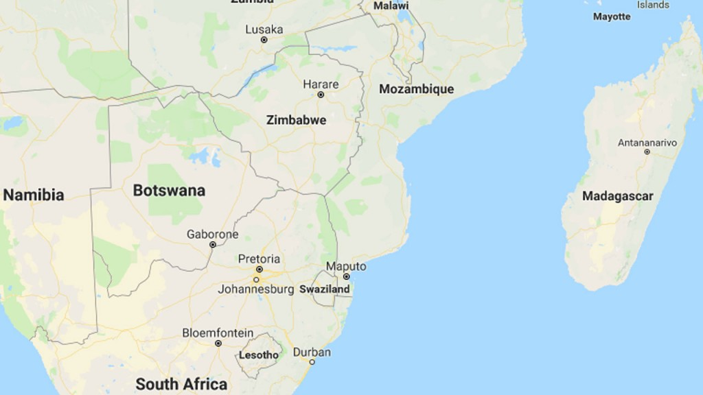 70 people killed in South Africa floods