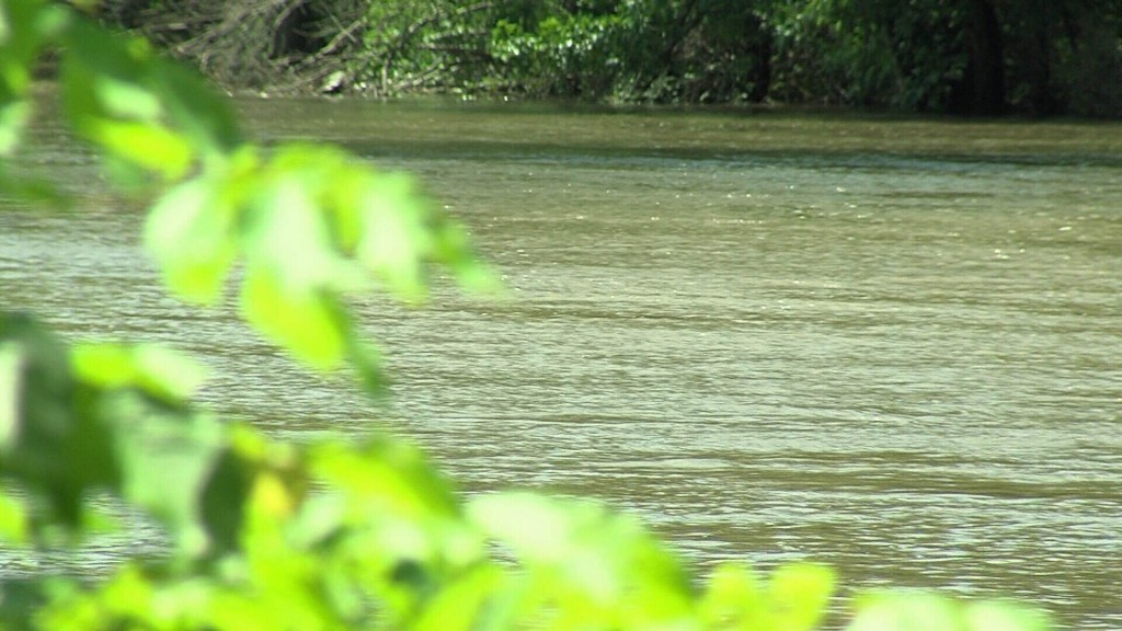 Hear about some locals loving recent heavy rains and flooding
