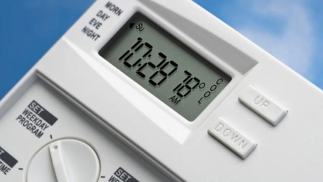 Federal program says you should keep your home above 78 degrees