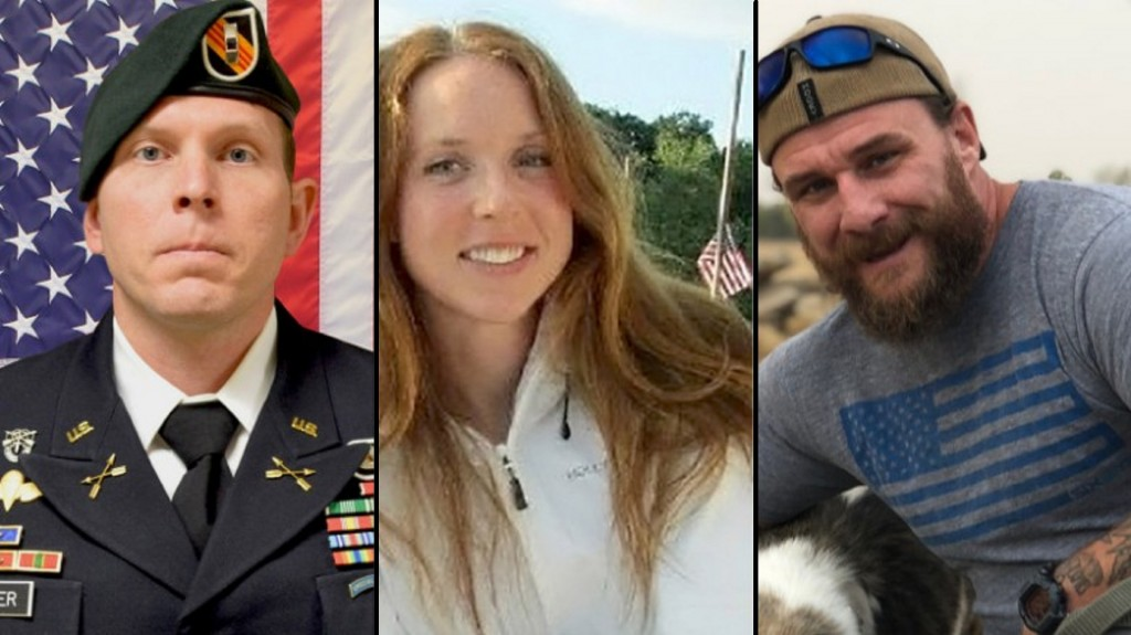 These are the Americans killed in Syria