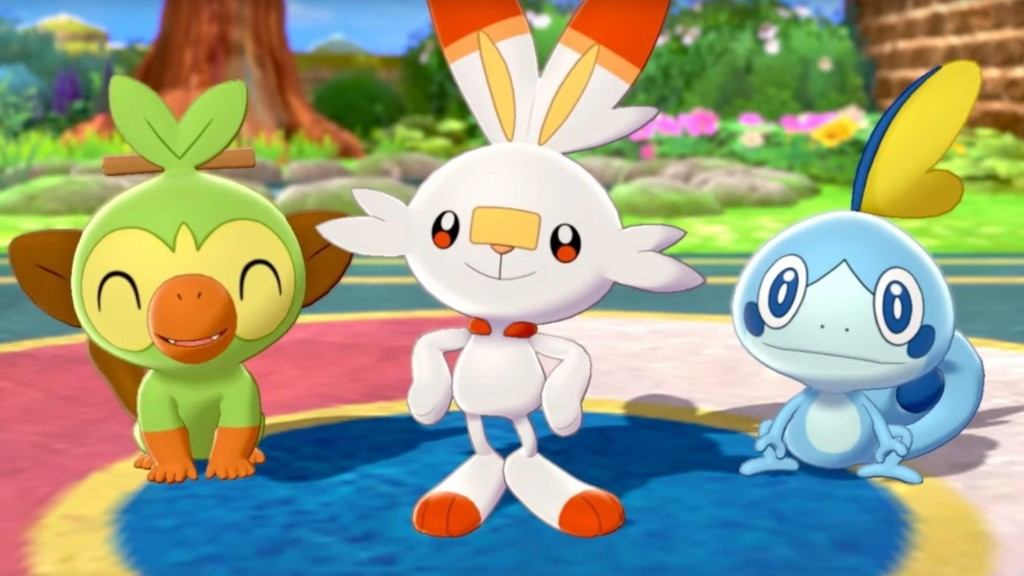 Pokémon Sword and Shield got a 24-hour livestream to tease new Pokémon