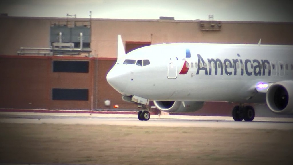 Airline mechanic accused of sabotaging plane