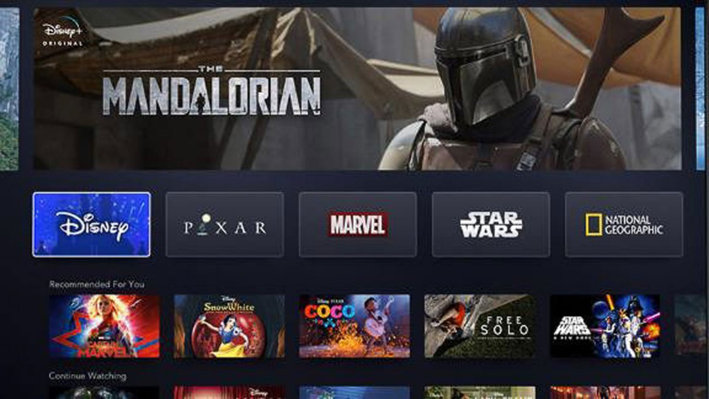 Disney+ begins taking pre-orders