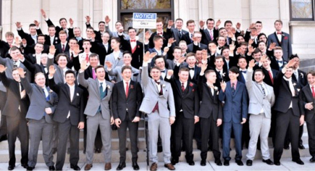 Wisconsin students will not be punished for apparent Nazi salute photo