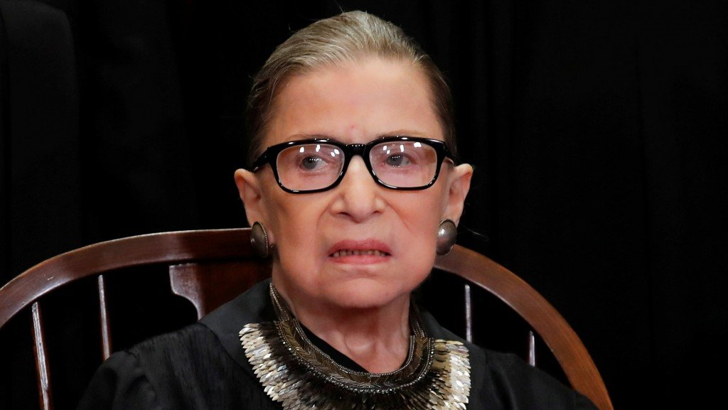 Justice Ruth Bader Ginsburg has cancerous nodules removed from lung