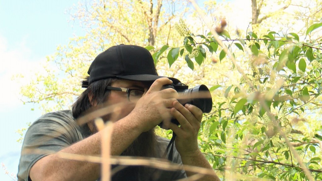 Local Photographer Billy Wade