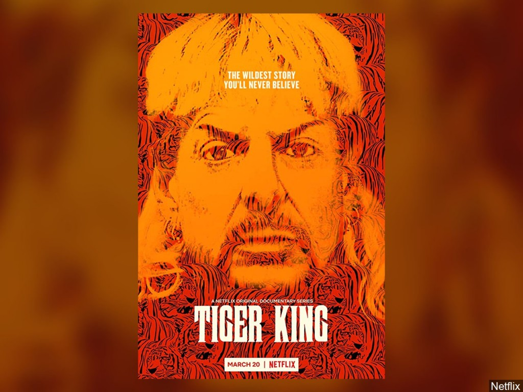 Netflix is bringing 'Tiger King' back for one more episode