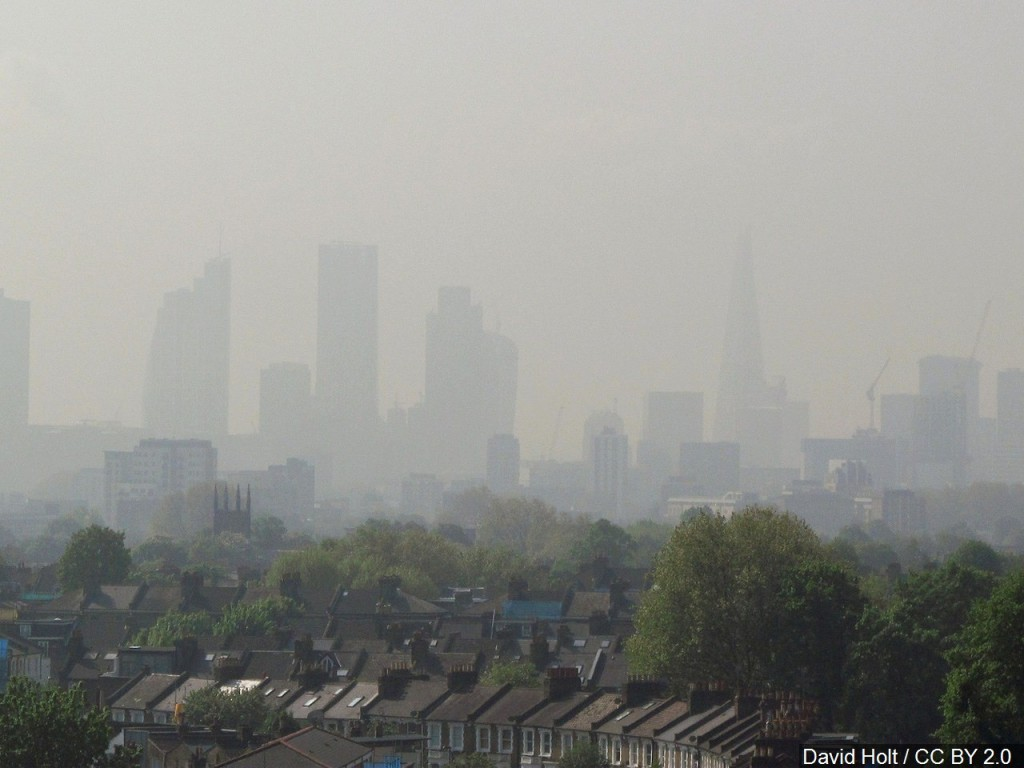 Air pollution falls by unprecedented levels in major global cities during coronavirus lockdowns