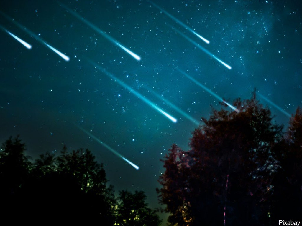Watch for the Lyrid meteor shower this week