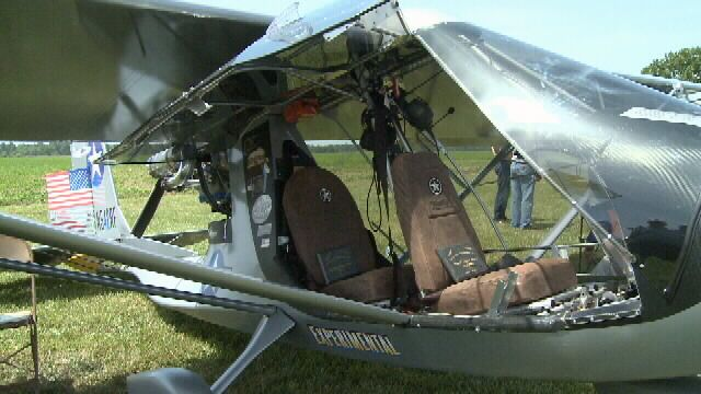 Aerial and road enthusiasts gather in Southeast Kansas
