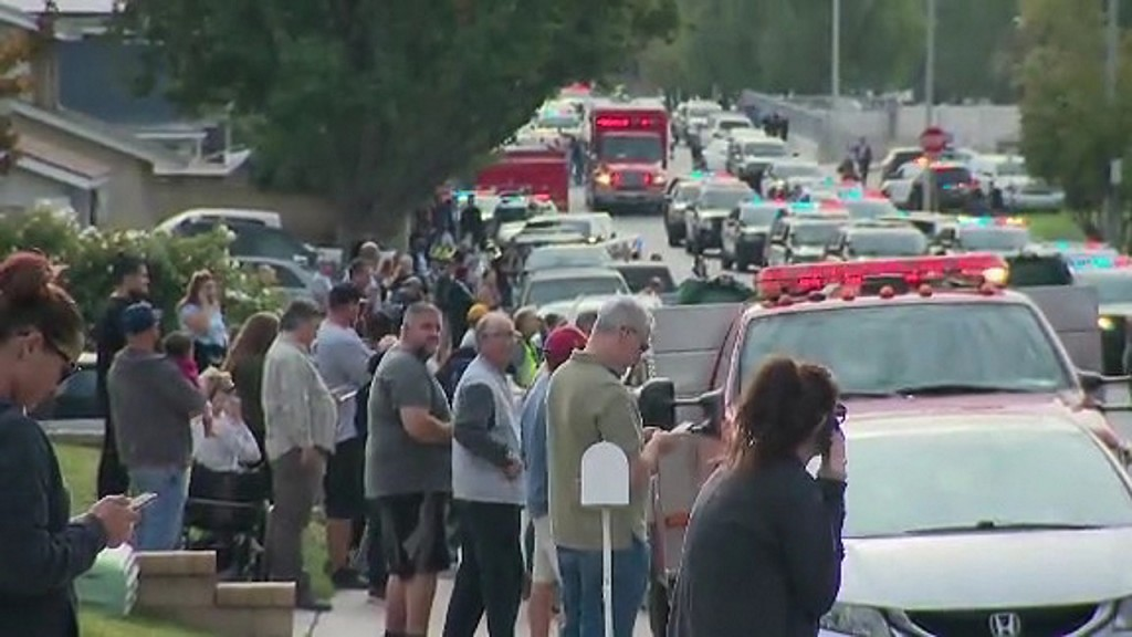 Police say Calif. school shooter dies of his injuries