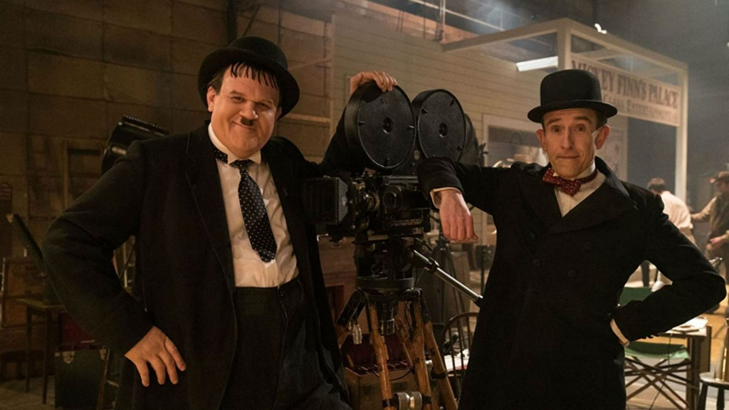 John C. Reilly hopes 'Stan & Ollie' helps fans discover duo