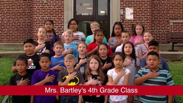 Mrs. Bartley's 4th Grade (9/19)