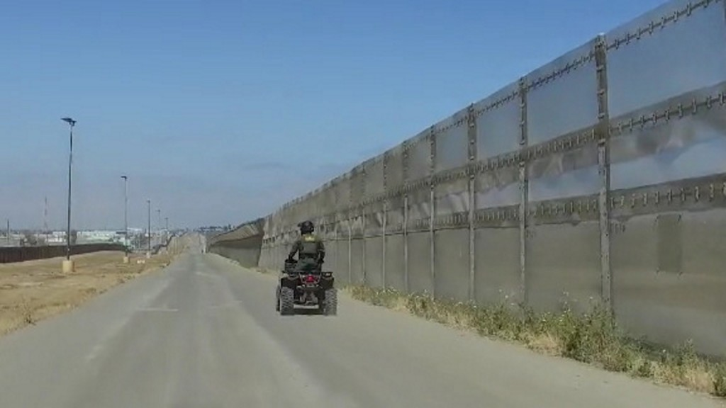 Source: Admin looking to divert more money to wall construction