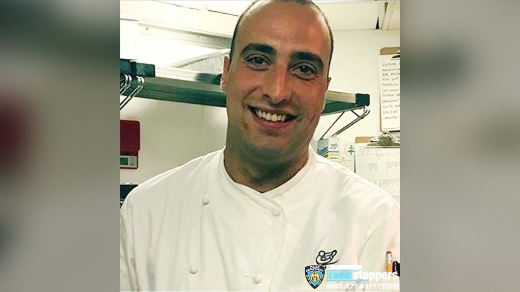 Andrea Zamperoni, chef at renowned New York restaurant, found dead