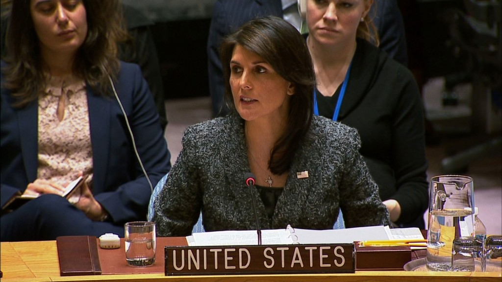 Nikki Haley criticized for comment on health care in Finland