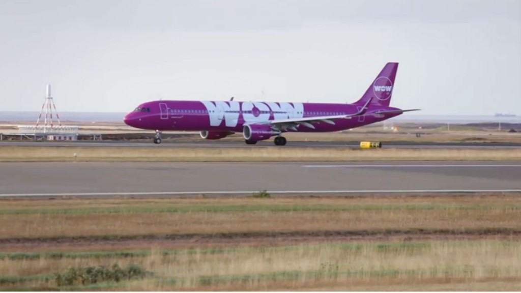 Wow Air ceases operations, leaving passengers stranded