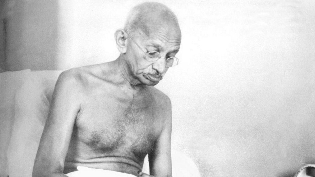 Today is the 150th anniversary of Gandhi's birthday
