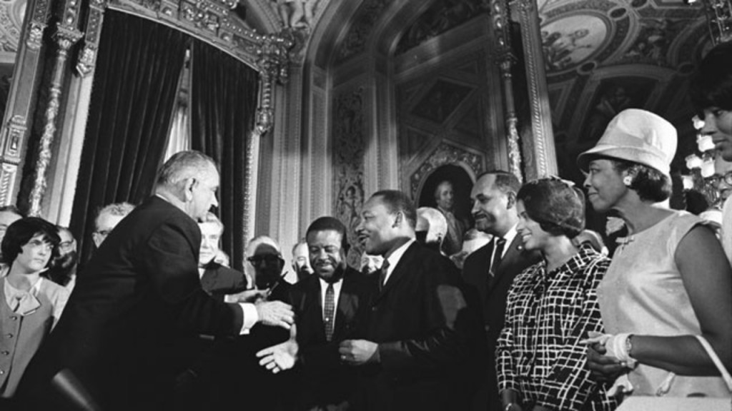 On this day 55 years ago, America outlawed segregation