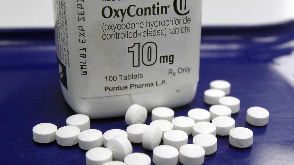 New Jersey sues Sackler family for opioid epidemic