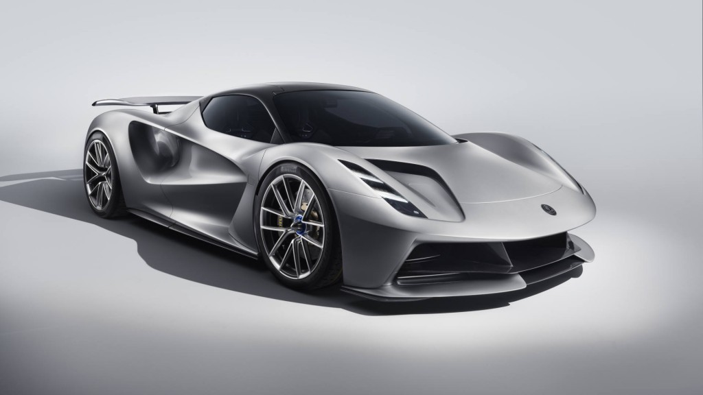 Lotus unveils powerful electric supercar for $2 million