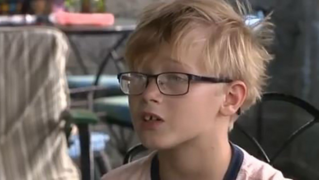 Food taken off boy's lunch tray on his birthday over $9 debt