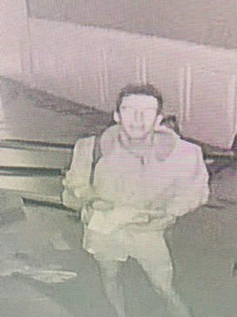 Police are looking for man who vandalized a California synagogue