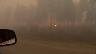 McKinley Fire in Alaska threatens more than 1,000 structures